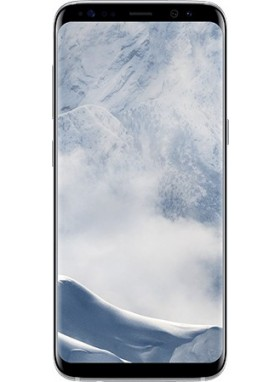 Samsung Galaxy S8 Plus Silber