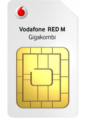 Simonly Vodafone Red M