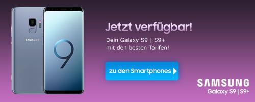 Samsung S9 Modelle