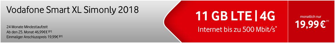 Vodafone Smart Xl Simonly