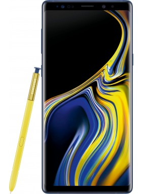Samsung Galaxy Note 9 Dual-SIM 128GB Ocean Blue