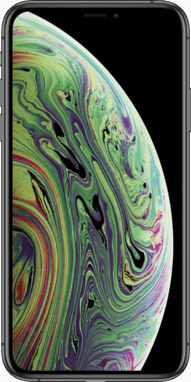 Apple iPhone XS Logo