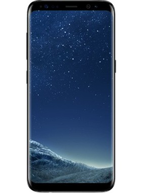Samsung Galaxy S8 Plus Aktion 64GB Schwarz