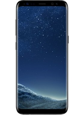 Samsung Galaxy S8 Aktion 64GB Schwarz