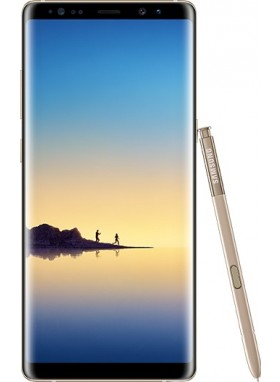 Samsung Galaxy Note 8 Aktion Maple Gold