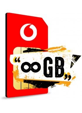 Simonly Vodafone Young XL Unlimited Logo