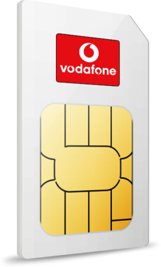 Simonly Young Vodafone Smart L+ Logo