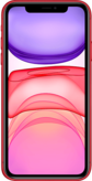 Apple iPhone 11 (rot)
