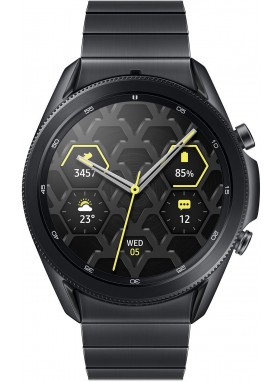 Samsung Galaxy Watch 3 Titan Bluetooth Logo